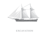 Schooner Excavation logo
